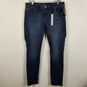 Kut From The Kloth Diana Skinny Dark Wash Jeans 12